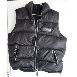 Swatch Swiss Team Down Vest